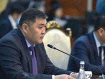 ВБаткенской области начались переговоры поделимитации идемаркации границы