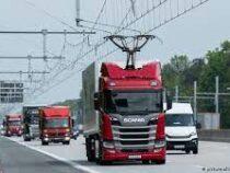 В Германии открыт первый в ЕС электрический автобан