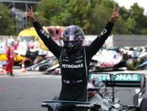 Хэмилтон выиграл Гран-при Испании «Формулы-1»