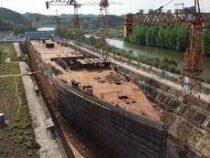 В Китае появится копия «Титаника»