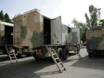 Китай оказал Кыргызстану безвозмездную военно-техническую помощь