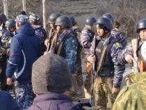 В Кыргызстане назвали действия Таджикистана военной агрессией