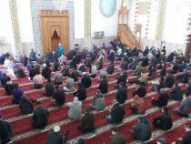 В регионах Кыргызстана айт-намаз пройдет вмечетях