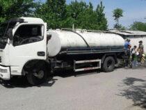 Жители некоторых микрорайонов Оша остались без питьевой воды
