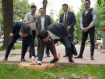 В Бишкеке появится новая воркаут-площадка