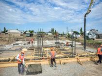 В жилмассиве Арча-Бешик в Бишкеке начинается строительство детского сада