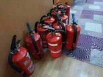 Столичные школы проверяют на соблюдение пожарной безопасности