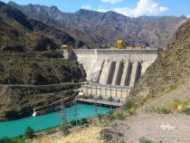 Объем воды в Токтогулке — почти 10 млрд кубометров