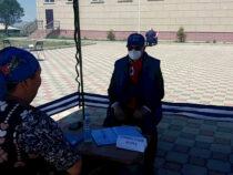 В Нарынской области стартовала акция «Автобус Солидарности»