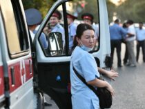 Точное число пострадавших врезультате аварийной посадки вертолета в  Ошской области неизвестно