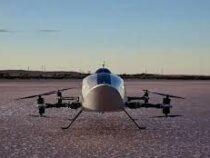 В Австралии создали летающий гоночный электромобиль