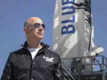 Джефф Безос за $28 млн продал билет на совместный полет в космос