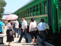С 18 июня начнет курсировать сезонный поезд Бишкек-Балыкчы