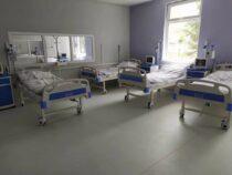 В Нарыне открылась новая инфекционная больница