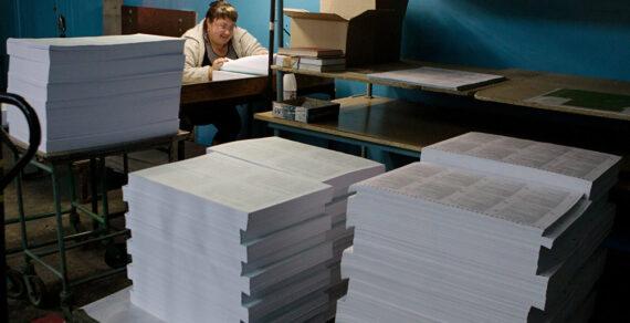Избирательные бюллетени передадут в ТИКи Бишкека, Оша и Токмока до 3 июля