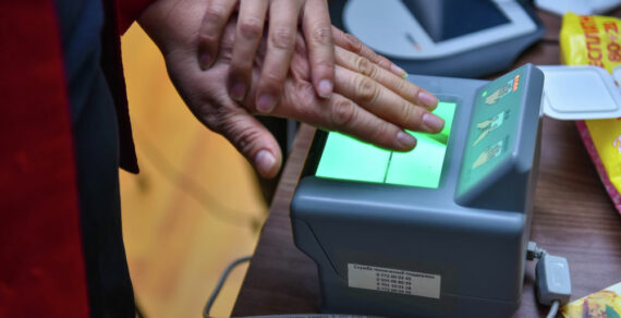 Повторные выборы. Возобновлен сбор биометрических данных избирателей