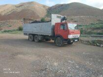 Минтранс призывает граждан не выезжать на участок Арал – Казарман по дороге Север — Юг