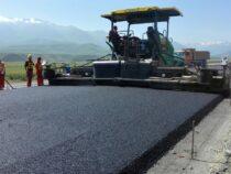 На Иссык-Куле началась реконструкция дороги Тюп – Кеген