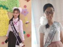 В Тонском районе две выпускницы из 19 подтвердили аттестаты особого образца «Алтын тамга»
