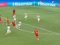 В сети появилось видео лучших голов 1/8 финала чемпионата Европы