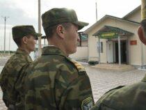 Пограничники перешли на повседневный режим несения службы
