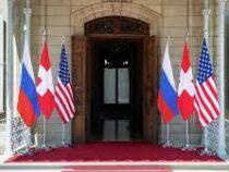 Владимир Путин и Джо Байден проведут сегодня переговоры в Женеве