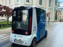 ВЭстонии впервые вмире запустят беспилотные автобусы на водородном топливе