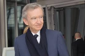 Состояние владельца Louis Vuitton иDior Бернара Арно впервые превысило $200млрд
