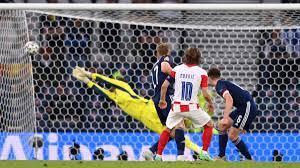 Сборная Хорватии обыграла шотландцев и вышла в плей-офф чемпионата Европы по футболу