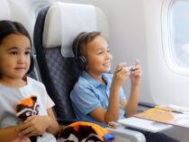 В Казахстане со следующего года перелеты для детей будут бесплатными