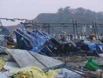 Торнадо уничтожил дома сразу в нескольких провинциях Китая