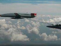 Беспилотник  впервые в истории осуществил дозаправку самолета в воздухе