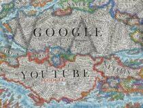 Художник из Словакии Мартин Варгич создал «Карту Интернета»