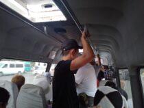 Водители маршрутных такси начали возвращаться налинии