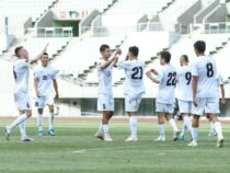 8:1! Сборная Кыргызстана по футболу разгромила команду Мьянмы