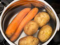 В Кыргызстане будет введено ограничение на экспорт моркови и картофеля