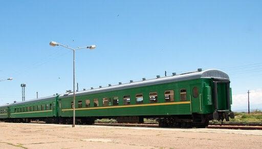 С завтрашнего дня запускается сезонный поезд Бишкек – Балыкчи