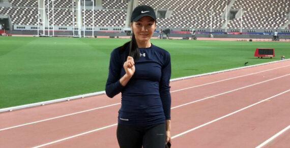 Кыргызстанка выиграла Алматинский международный полумарафон