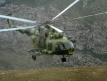 Вертолет МИ-8 Сил воздушной обороны совершил вынужденную посадку вНоокатском районе