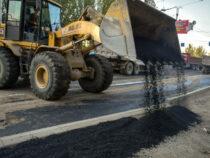 На нескольких бишкекских улицах ремонт завершат позже