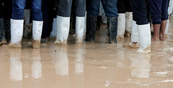 Проливные дожди спровоцировали сход селей в Ак-Талинском районе