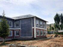 Строительство школы в селе Туз завершится до 1 сентября