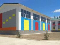 В Ала-Букинском районе построили новую школу