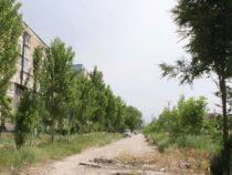 В микрорайоне «Кок-Жар» планируется разбить сквер для горожан