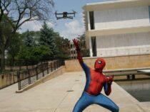 Учёные создали робота с навыками Человека-паука