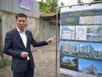 В Бишкеке могут появиться многоярусные автостоянки