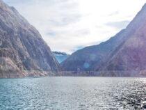 Объем воды в Токтогулке увеличился еще на полмиллиарда кубов