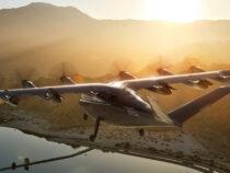 В Калифорнии представили электрическое такси-самолет
