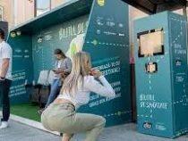 В одном из городов Румынии запустили бесплатный проезд за 20 приседаний