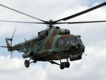 Военный вертолёт в Чон-Алае совершил аварийную посадку